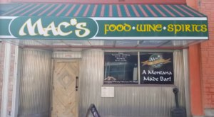 Enjoy A True Taste Of Home Cooking at Mac's Tavern In Montana