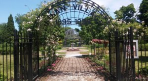 The Indian Village Centennial Garden In Detroit Is One Of The Most Stunning Lesser-Known Places In The City