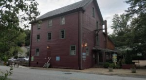 Feast On Local Mountain Trout At The Historic Waterwheel Restaurant In Virginia