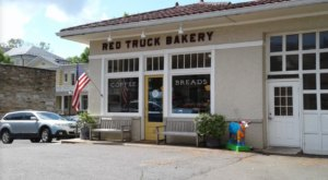 The Small Cafe, Red Truck Bakery In Virginia Has Pies Known Around The World