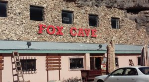 This Eccentric, Roadside Gift Shop Located Inside A Cave Is The Definition Of A Hidden Gem