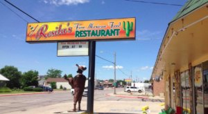 Locals Can't Stop Raving About The Unique Panchos At Rosita's In Nebraska