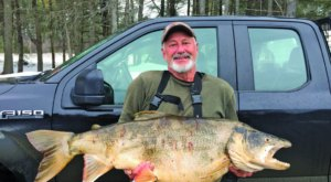 The Biggest Trout On Record In New Hampshire Was Just Caught And It's A Humdinger