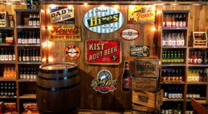 The Root Beer Store In Utah Has More Than 100 Varieties