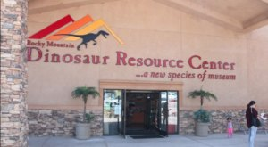 The Dinosaur Resource Center In Colorado Is Considered To Be One Of The Best Dinosaur Museums In The Country