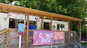 Treat Yourself To Homemade Donuts From Donut Diva, A Hidden Gem Of A Destination in Southwestern Virginia