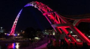 Seeing The Arc Of Dreams Is The Perfect Way To End Your Evening In Sioux Falls, South Dakota