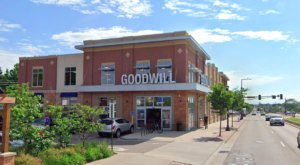 There's A Two-Story Goodwill In Minnesota That'll Take Your Thrift Shopping To The Next Level