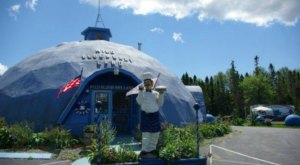 Wild Blueberry Land In Maine Just Might Be The Strangest Roadside Attraction Yet