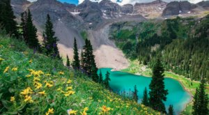 Blue Lakes In Colorado Was Named One Of The Most Stunning Lesser-Known Places In The U.S.