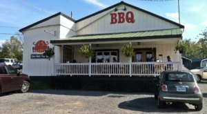 Enjoy Fine Virginia Barbecue, Hospitality, And Front-Porch Dining At The BBQ Exchange