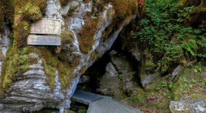 You'll Travel Deep Inside A Mountain To Explore The Marble Halls Of Oregon