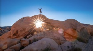 Explore The Arch Rock Trail In Southern California That Is Hiding Inside Joshua Tree National Park