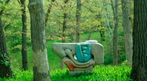 Stroll Through Fresh Air, Art, and Sunshine At Caponi Art Park In Eagan, Minnesota