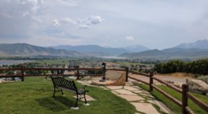 Remember Utah's Veterans At Memorial Hill And Take In Sweeping Views