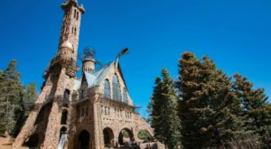 Admission-Free, Bishop Castle In Colorado Is The Perfect Day Trip Destination