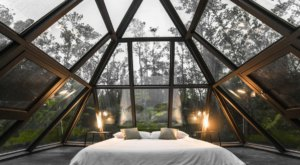 The Volcano Glass Pyramid Airbnb Is The Coolest Place To Rest Your Head In Hawaii