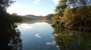 Few People Know The Highest Point In Nashville Is In Radnor Lake State Park