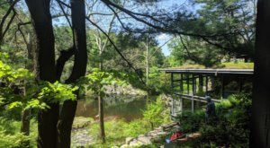 Manitoga Is The Scenic Estate In New York That You'll Wish You Had Discovered Sooner