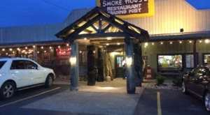 Savor Authentic Tennessee Barbecue At Jim Oliver's Smokehouse And Trading Post