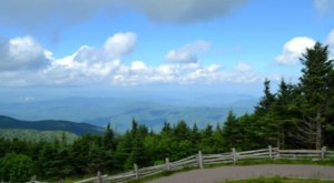 The Blue Ridge Mountains In North Carolina Were Named One Of The 50 Most Beautiful Places In The World