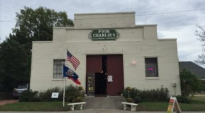 You Could Spend Hours In Poor Charlie's Flea Market And Antiques In North Carolina
