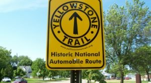 The Oldest Road In America, Yellowstone Trail, Passes Right Through Indiana