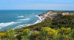 The Ocean Views From The Aquinnah Cliffs In Massachusetts Are One Of A Kind