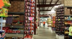 The Gigantic Candy Store Near Cleveland You'll Want To Visit Over And Over Again