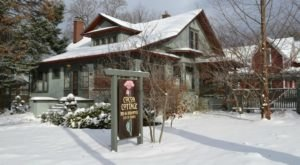 Treat Yourself To A Sweet Escape At Cocoa Cottage, A Chocolate-Themed Bed And Breakfast In Michigan