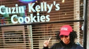 The Made-From-Scratch Cookies At Cusin Kelly's Cookies In Maryland Will Have You Coming Back For More