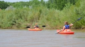 Spend An Afternoon Taking A Delightful Kayak Paddling Tour Through The Rio Grande In New Mexico This Spring