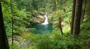 Escape The Entire World On The Secluded Siouxon Trail In Washington