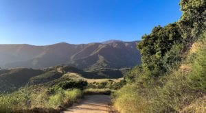 The Refreshing Nature Trail In Southern California, At Claremont Hills Wilderness Park, Where You Can Escape From The City