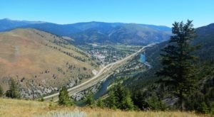 Beat Cabin Fever At This Scenic Montana Viewpoint Where You Can See For Miles