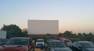Enjoy A Night At The Movies Without Getting Out Of Your Car At Texas' Drive-In Showing