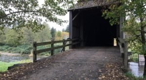 The Oldest Covered Bridge In Washington Has Been Around Since 1905