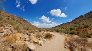 Take An Easy Out-And-Back Trail To Enter Another World At White Tank Mountain Regional Park In Arizona