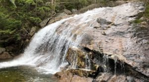 The 1 Mile Hike To Thompson Falls In New Hampshire Is Short And Sweet