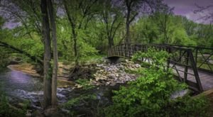 Take An Easy Out-And-Back Clive Greenbelt Trail To Enter Another World In Iowa