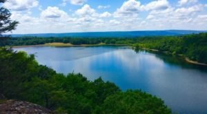 Look Over Breathtaking Vistas At Ragged Mountain Memorial Preserve In Connecticut