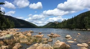Visit The Jordan Pond Loop Trail In Maine For A Beautiful, Waterside Springtime Hike