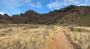 The Soledad Canyon Loop Trail Is A Beautiful Hike In New Mexico That Leads To A Secret Waterfall