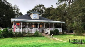 Enjoy A Delicious Breakfast, Lunch, And A Variety Of Sweet Treats At Lighthouse Bakery, An Island Gem In Alabama