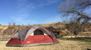 Enjoy An Adventurous Camping Trip At Black Mesa, One Of The Most Remote Campgrounds In Oklahoma