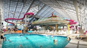 One Of The Best Places To Spend Spring Break In Oklahoma Is At Water-Zoo Indoor Water Park