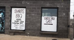 Sharp's BBQ Has Some Of The Best Small Town Barbecue In All Of Oklahoma