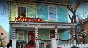 Some Of The Best Sweets In Oklahoma Can Be Found In An Old Vintage House At Katiebug's Shaved Ice And Hot Chocolate