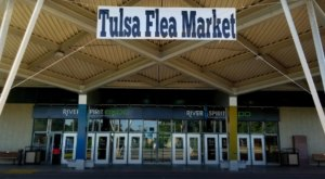 Browse Over 50,000 Square Feet Of Unique Shopping At The Tulsa Flea Market In Oklahoma