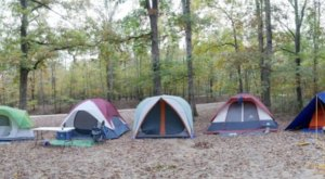 Camping On Mountain Fork River in Broken Bow Is A Majestic Experience Every Outdoor Enthusiast Should Try In Oklahoma
